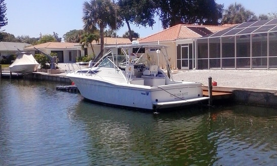 Sarasota Fishing Charter On 27ft Fishing Boat With Captain Mark