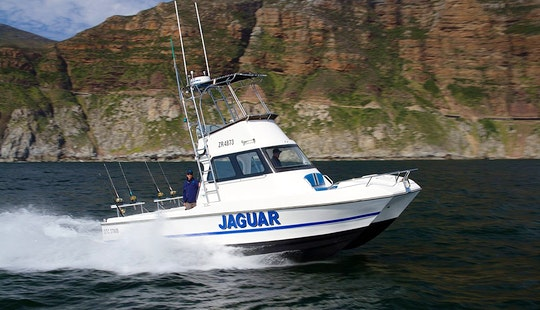 Captained 32' Fishing Yacht Charter In Cape Town, Western Cape, South Africa