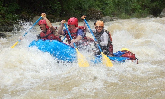Rafting Adventure Trips In Quepos