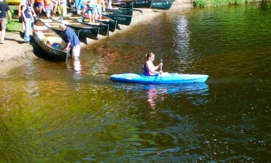 Kayak Trips In Big Rapids
