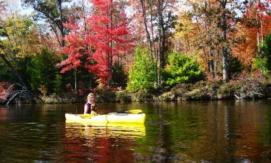 Kayak Rental In Athelstane