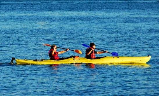 Kayak Rental In Victoria, Canada