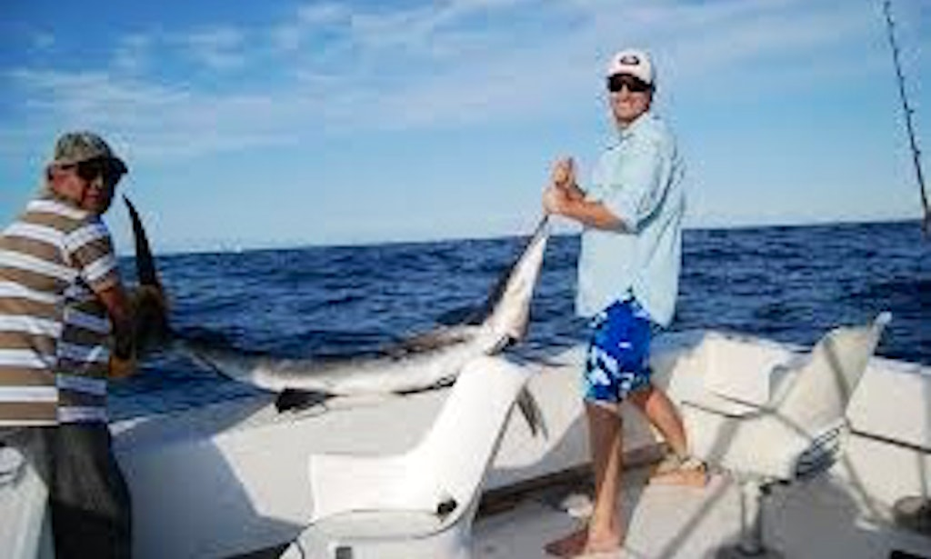23 39 panga center console salsa fishing charter in cabo for San jose del cabo fishing charters