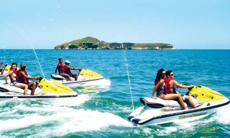 Jet Ski Rental in Río Hato Coclé, Panama