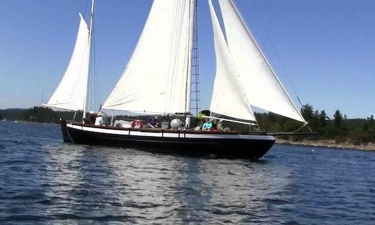 Gulet Sailing Trips In Salt Spring Island