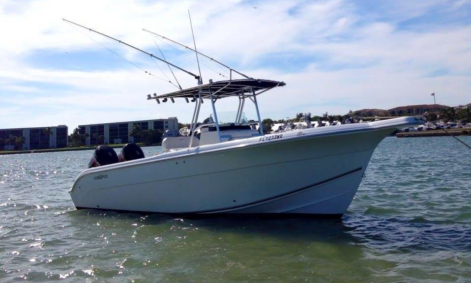 30ft Sportfisherman Boat Charer in Jupiter, Florida