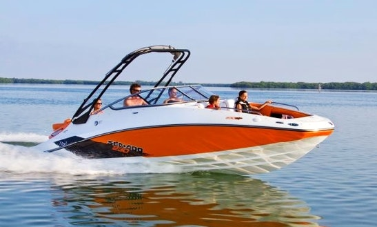 Sea Doo Bowrider Rental In Turkey Point, Canada