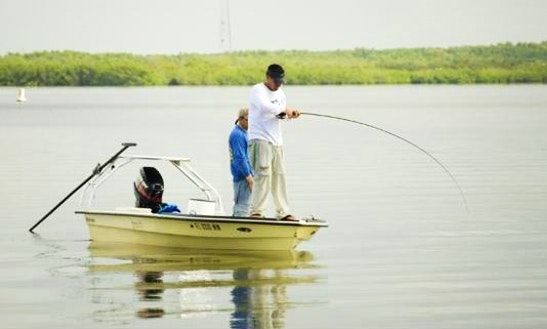 Fly Fishing Charter In Saint Petersburg, Florida With Captain Nick