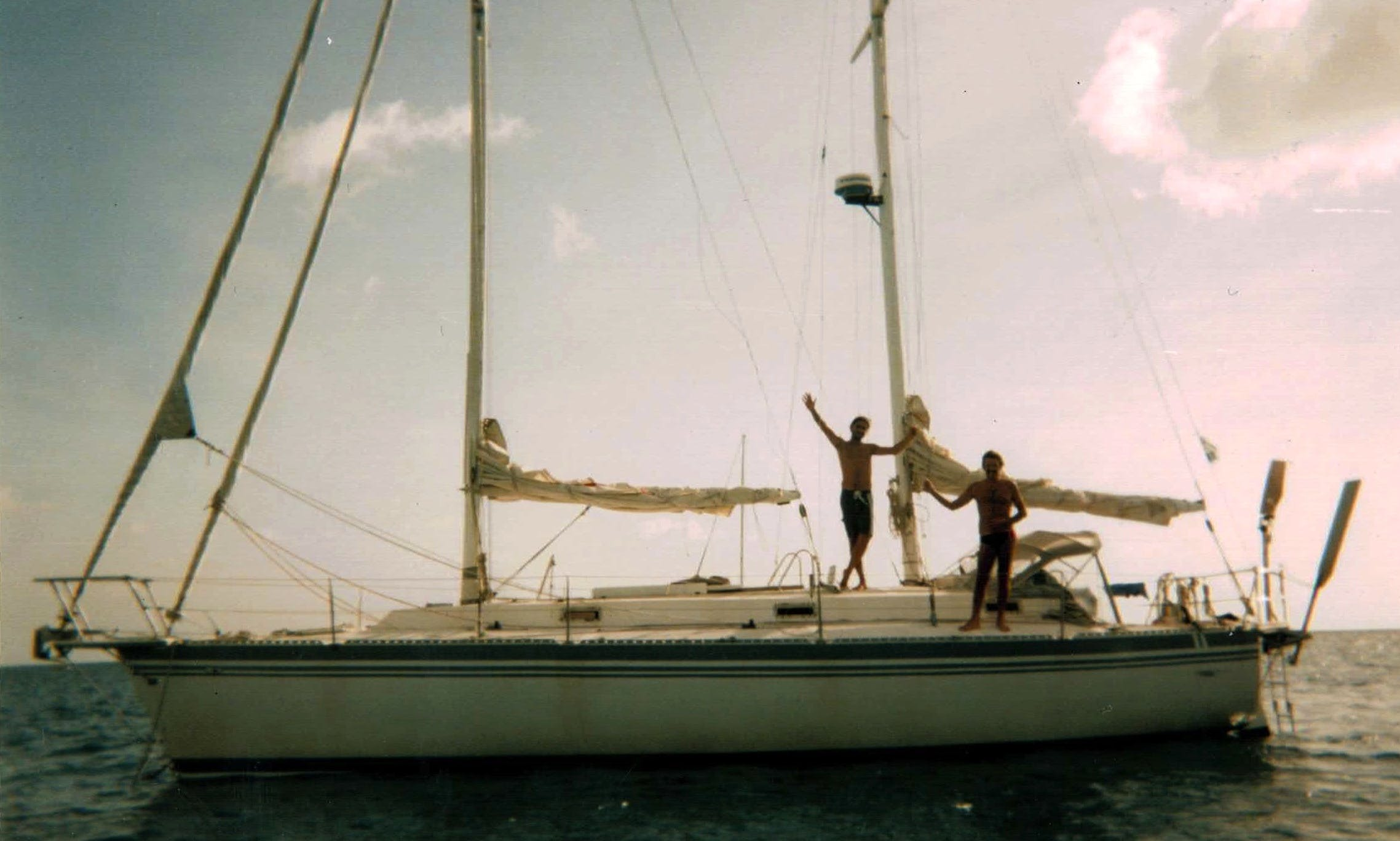 42' Sailboat for Charter in North Miami