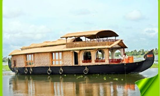 Houseboat Honeymoon Tour In Alappuzha, India