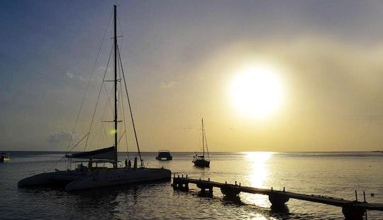 75' Luxury Sailing Catamaran In Dominica