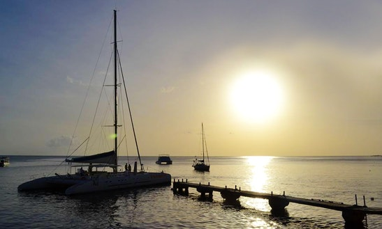 75' Luxury Sailing Catamaran In Dominica