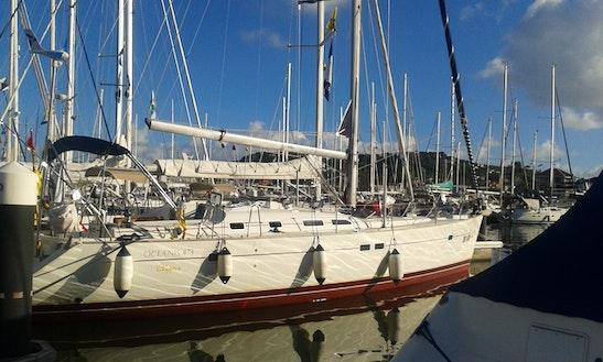 Cruising Monohull Rental In St Martin Fwi
