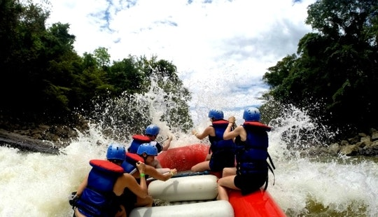 3 Hours River Rafting In San Gil, Colombia