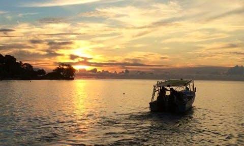 23' Panga Fishing Boat in Panama