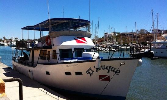 Scuba Diving Boat In El Caballito