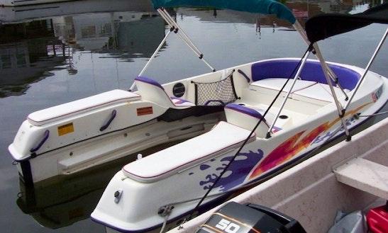 Rent Waverunner Party Boat In Oakridge