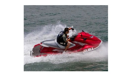 Vxr Yamaha Jetski For Rent In Panjim