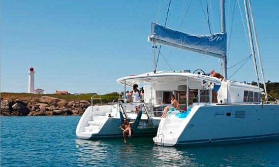 Charter on Catamaran Yacht in Panjim