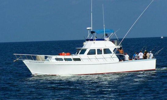 51' Custom Built Sport Fishing Trips In Biloxi