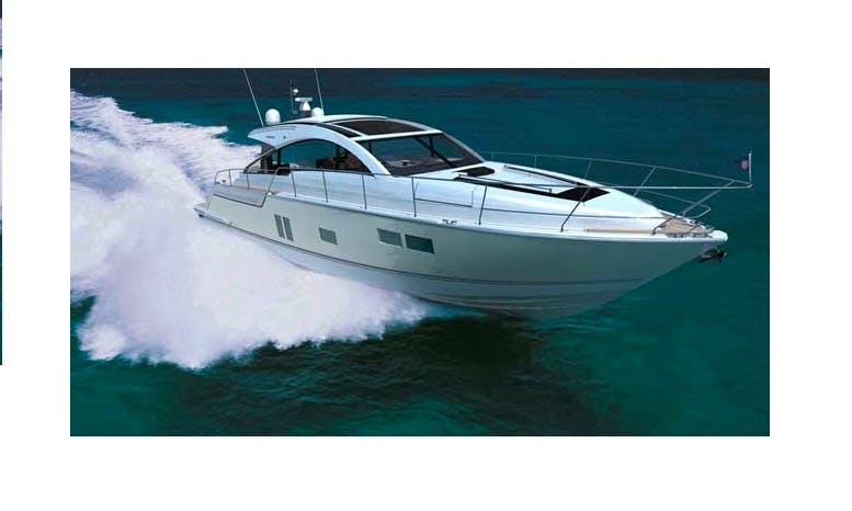 Charter on Fairliner Yacht in Panjim