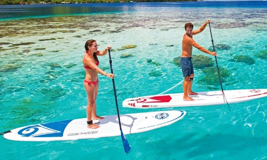 Sup Rental & Classes In Cabo Rojo, Puerto Ricp
