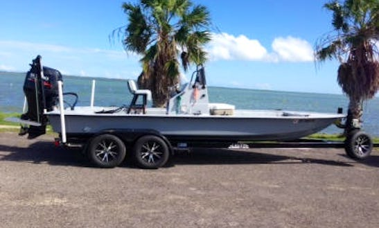 23' Stoner Fury Center Console Fishing Charter In Aransas Pass, Texas United States