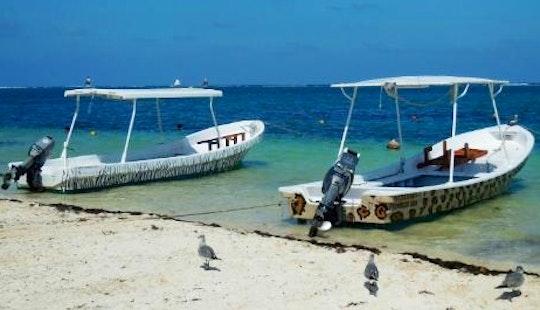 Dive Boat Charter In  Puerto Morelos, Mexico