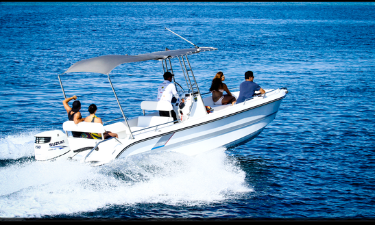 25' Powerboat Skippered Charter In Batangas