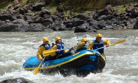 River Rafting In Peru
