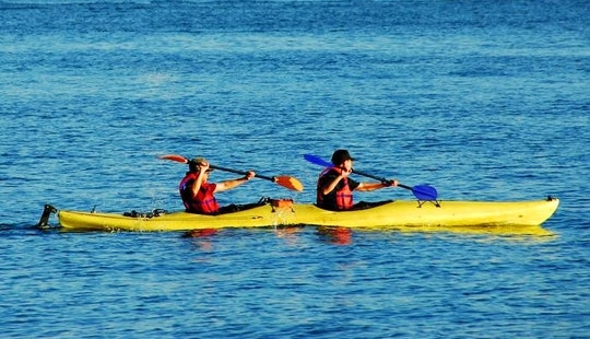 Kayak Rental In Punta Arenas, Chile