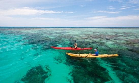 Kayak Mainland Tours In San Pedro, Belize