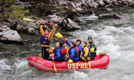 Raft Boat Rental In Leavenworth