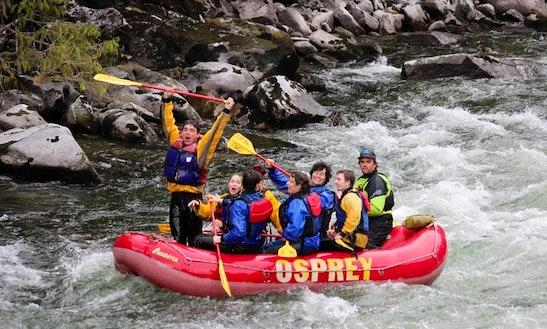 Raft Boat Rental In Leavenworth