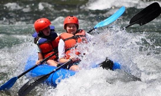 Kayak Rentals In Leavenworth