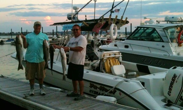 Enjoy Fishing In Hull, Massachusetts With Captain Doug
