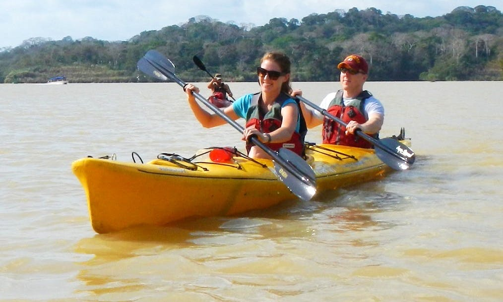 Kayak Charter in Merida, Nicaragua