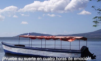 Canal Boat Charter in Merida, Nicaragua