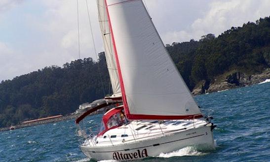Oceanis 393 Cruising Monohull