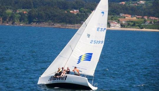 Hanse 411 Cruising Monohull