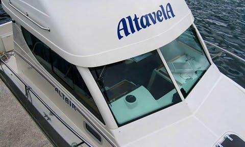 "25' Head Boat ""ALTAIR"" Charter in Sada, Spain"