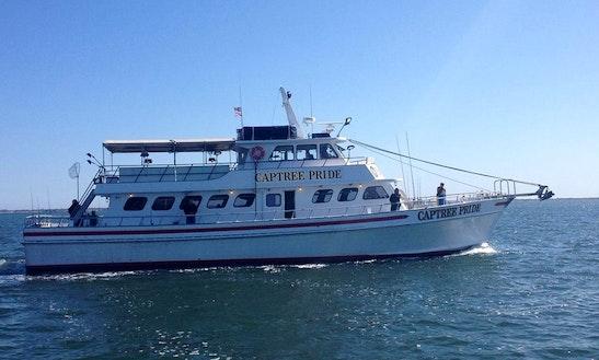Fishing Charter 80ft