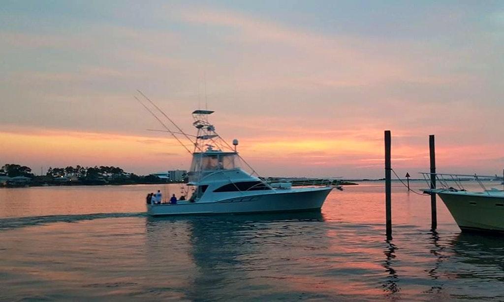 55 39 high cotton sport fisherman in orange beach alabama for Orange beach fishing charters
