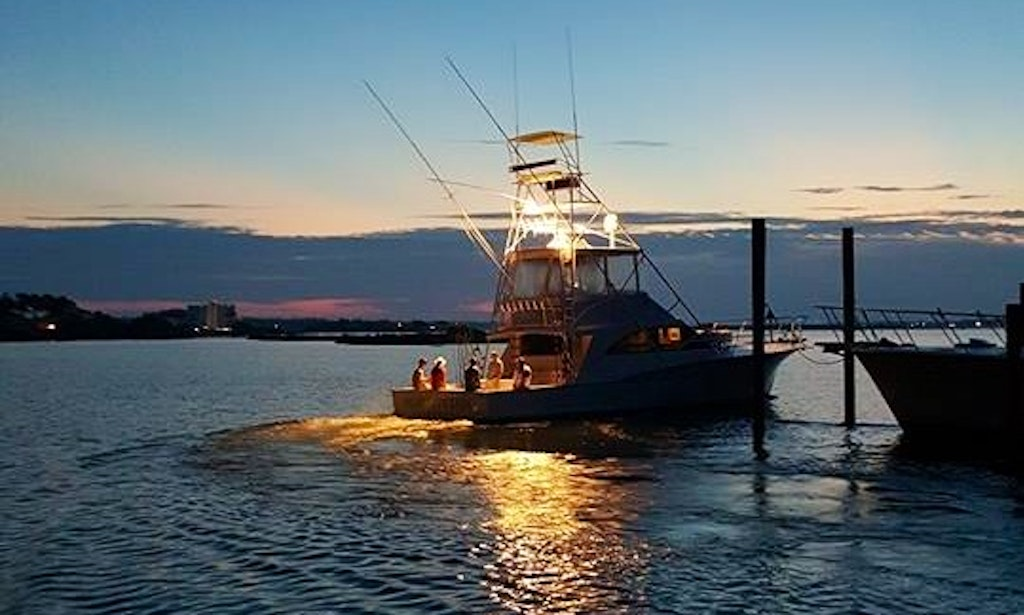 55 39 high cotton sport fisherman in orange beach alabama for Fishing orange beach al