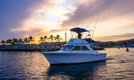 28' Uniflite Sportfishing Yacht In Puerto Vallarta, Mexico