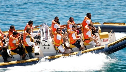 Jet Boat Tour In Cape Town, South Africa