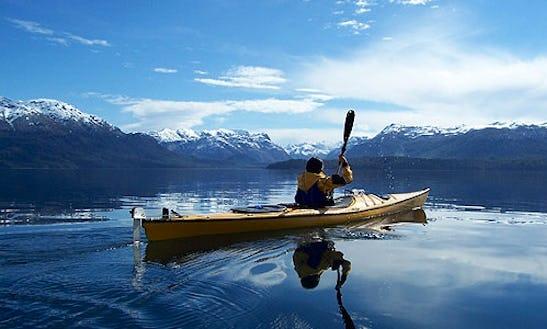 Kayak Rental In Villa La Angostura, Argentina