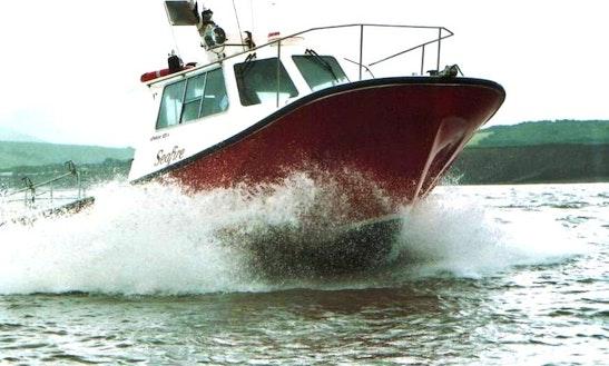 34' Head Boat Rental In Watchet, United Kingdom