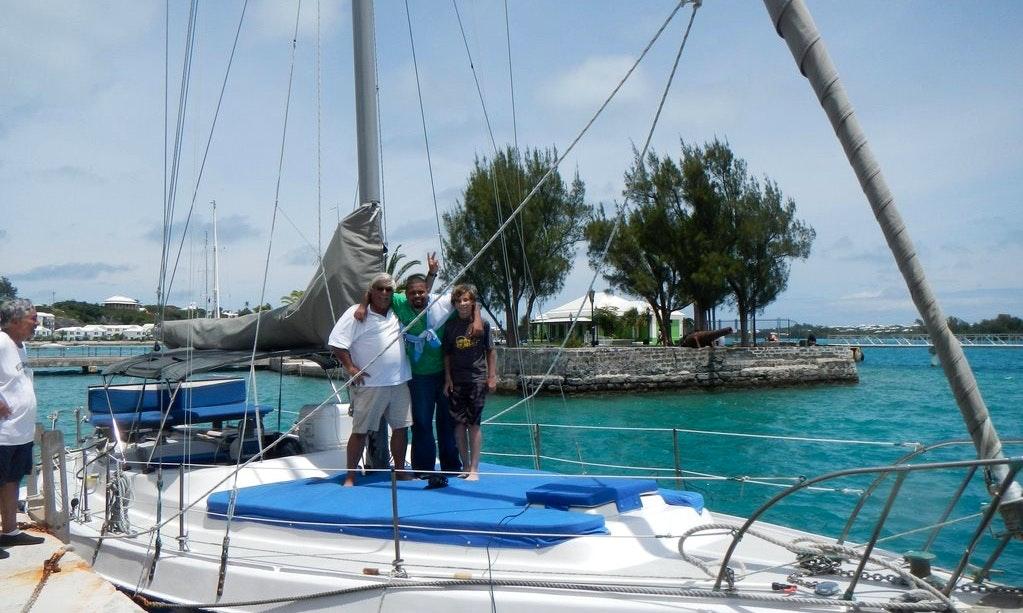 41 Sloop Charter In St George S Bermuda Getmyboat