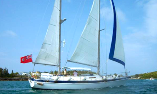 51' Sloop Charter In St.george's, Bermuda
